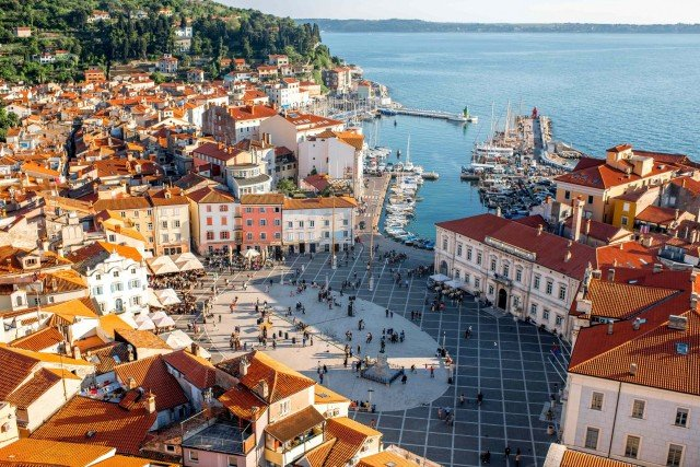 Highlights of Slovenia Private tour template