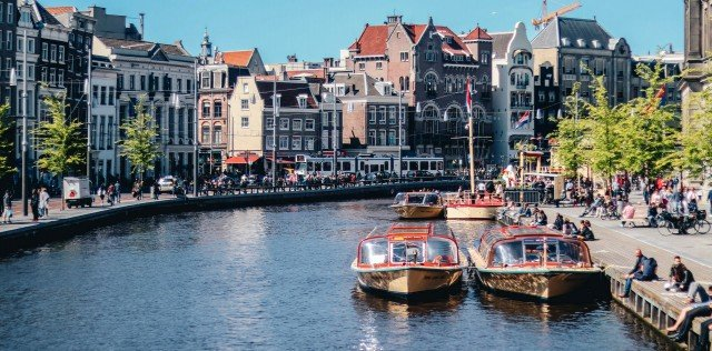 Netherlands Discovery Private tour template