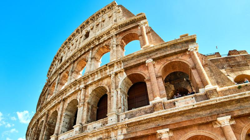 Half Day Discovering Ancient Rome Tour