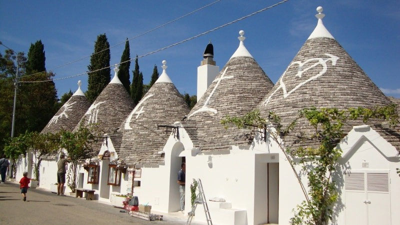 Guided Day Tour to Alberobello with Private Transport