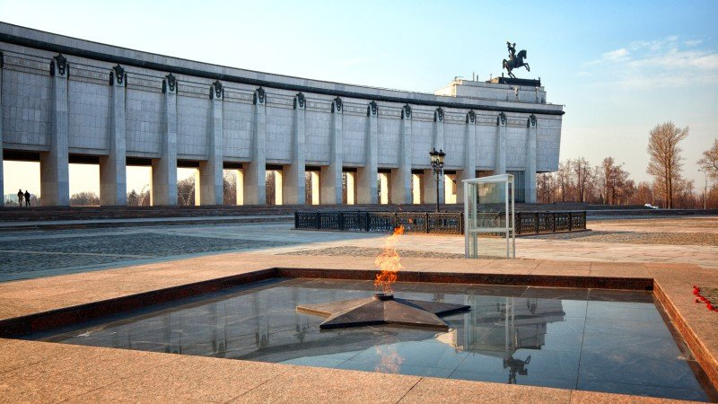 Half Day Guided Tour of the Museum of the Great Patriotic War