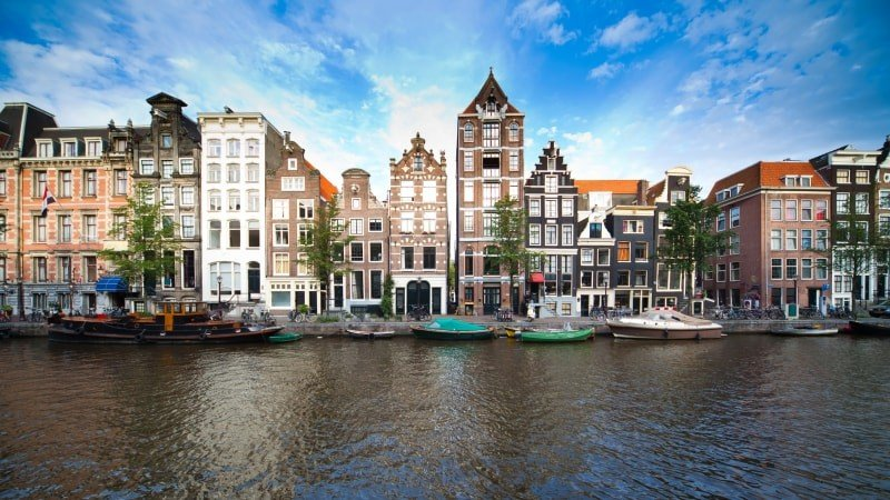 Half Day Private Walking Tour with Anne Frank Museum