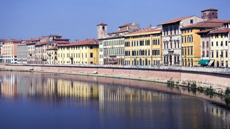 Half Day Guided City of Pisa and Lucca