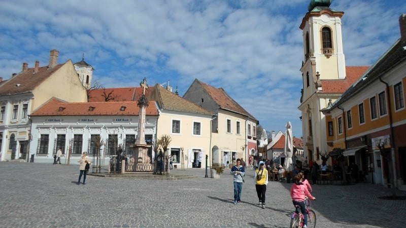 Full Day Private Tour to Szentendre