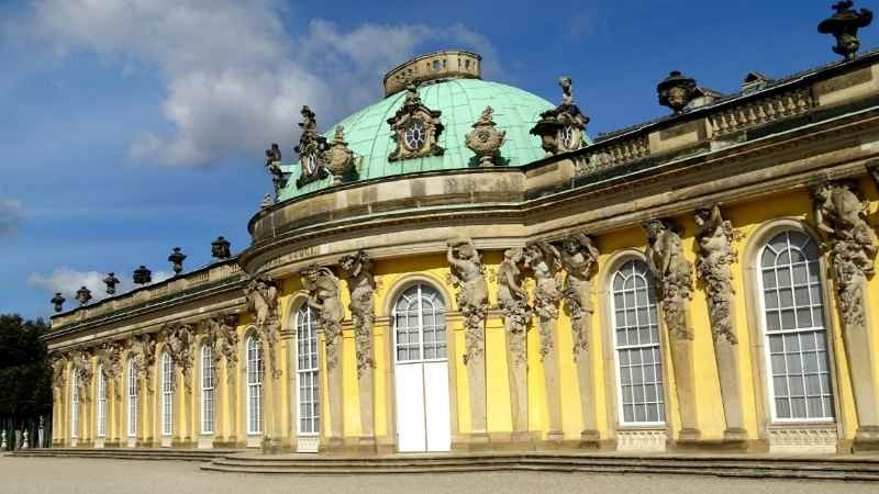 Day Trip to Potsdam & Visit to the Palaces & Parks of Potsdam