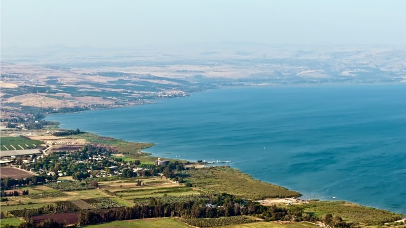 Full Day Trip to Nazareth and Galilee