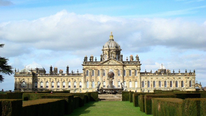 Trip to Castle Howard &  North Yorkshire
