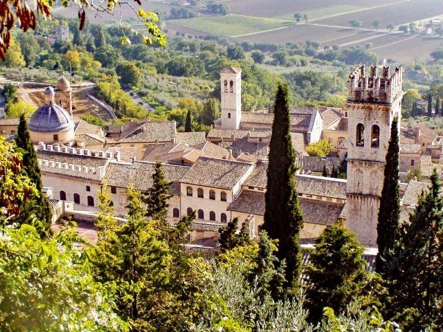 Full Day Private Trip to Assisi