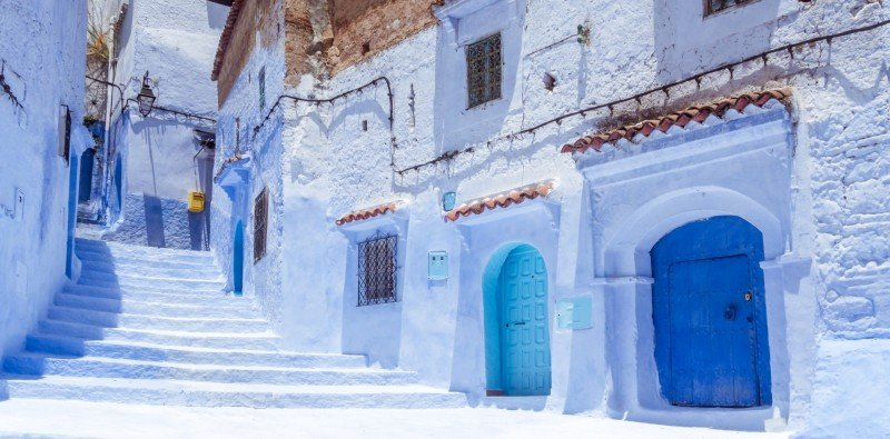 Full Day Tour to Chefchaouen