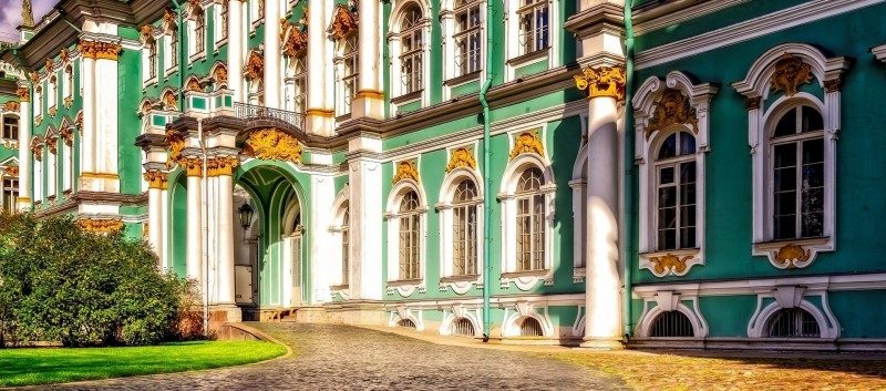 Half Day Guided Tour of the Hermitage Museum with Transport