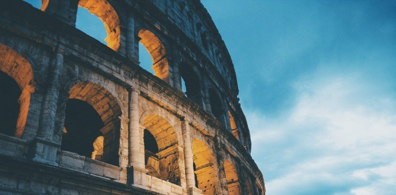 Half Day Group Tour to Colosseum