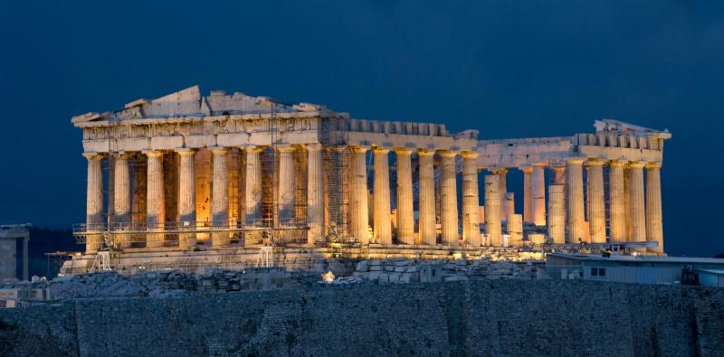 Full Day Guided City Tour with Acropolis