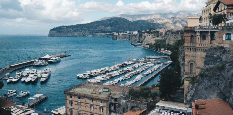 Half Day Private Walking Tour of Sorrento