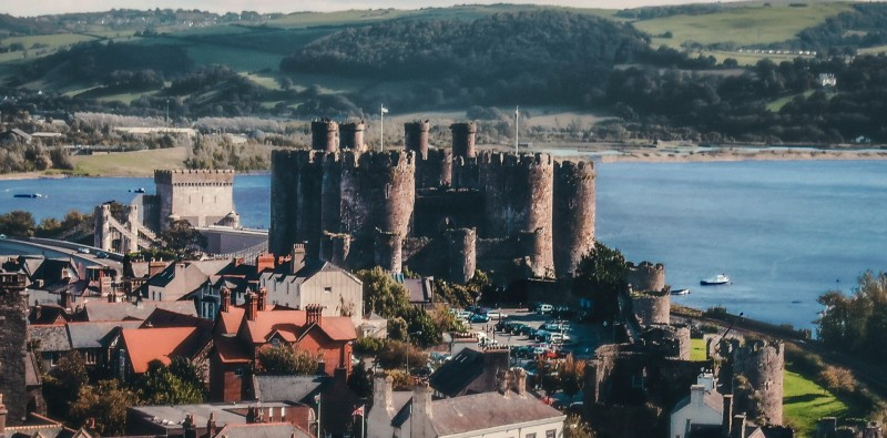 Full Day Conwy Sightseeing