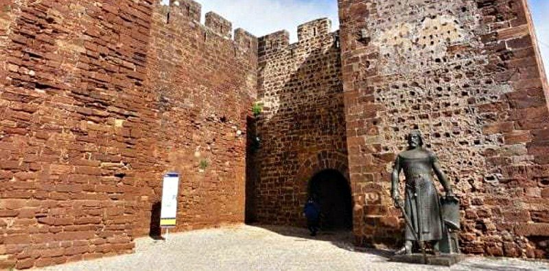 Silves and Monchique with Wine Tasting