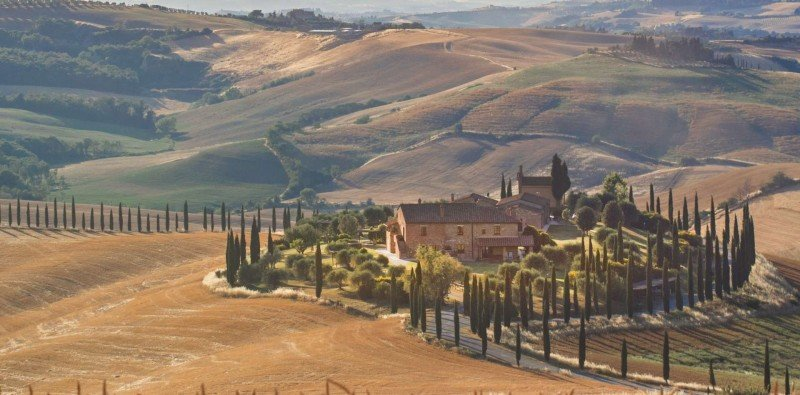 Pienza Cheese Farm Private Tour and Montepulciano Winery