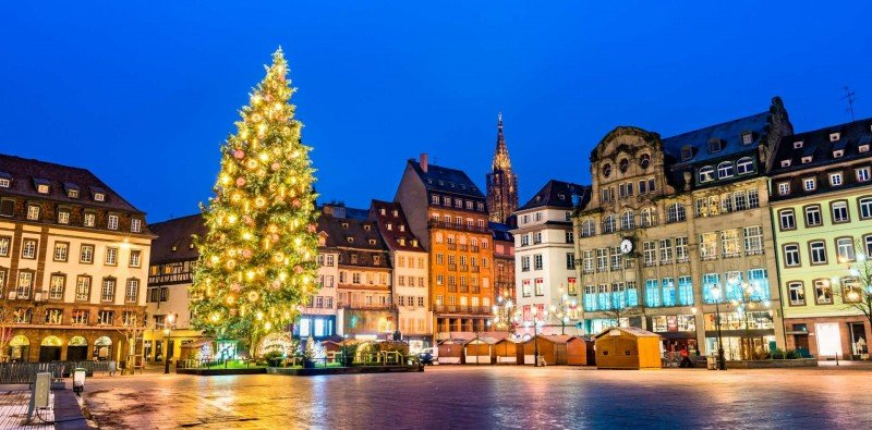 Group Tour to Christmas Markets of Alsace Region