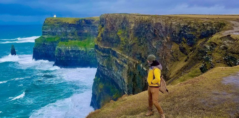 Group Tour to Cliffs of Moher & Atlantic Edge Hike