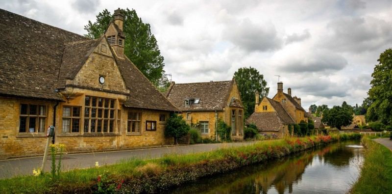 Full Day Small Group Cotswolds Tour