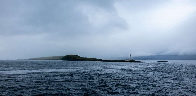 Full Day Private Tour to Mull Island
