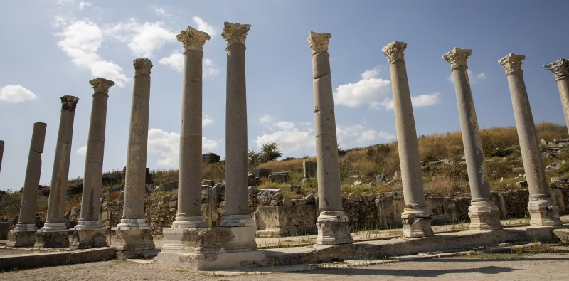 Full Day Tour of Perge and Aspendos