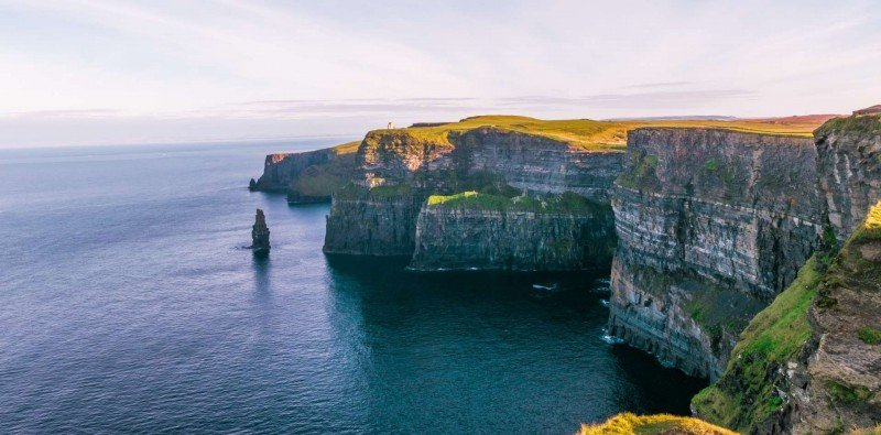 Full-day Tour to Ring of Kerry & Bray Head Walk