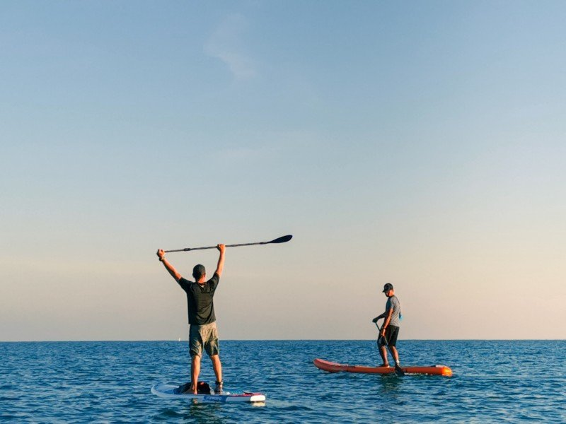 Paddle Lesson and Tour