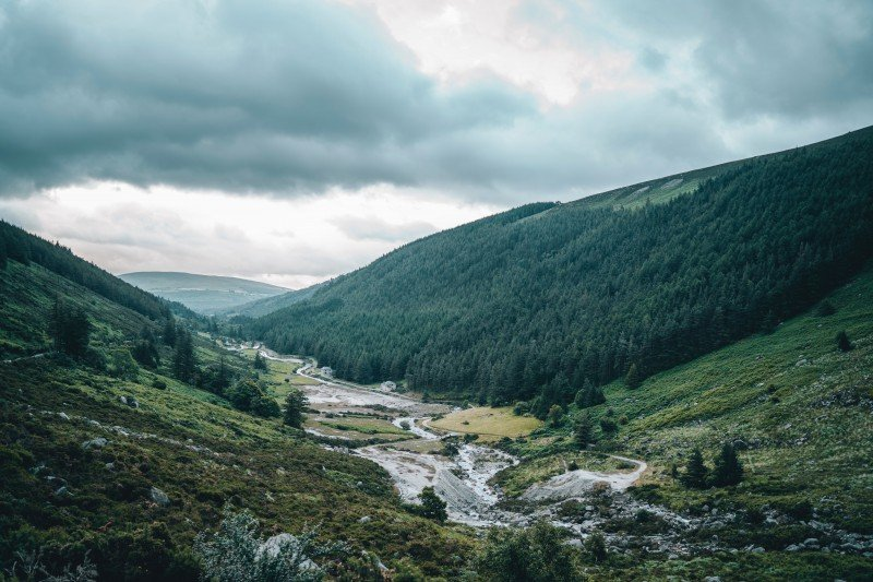 Multi-day Wicklow Way Tour in a Small Group, Single Occupancy