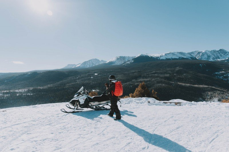 Snowmobile Adventure Tour (Drive your own)